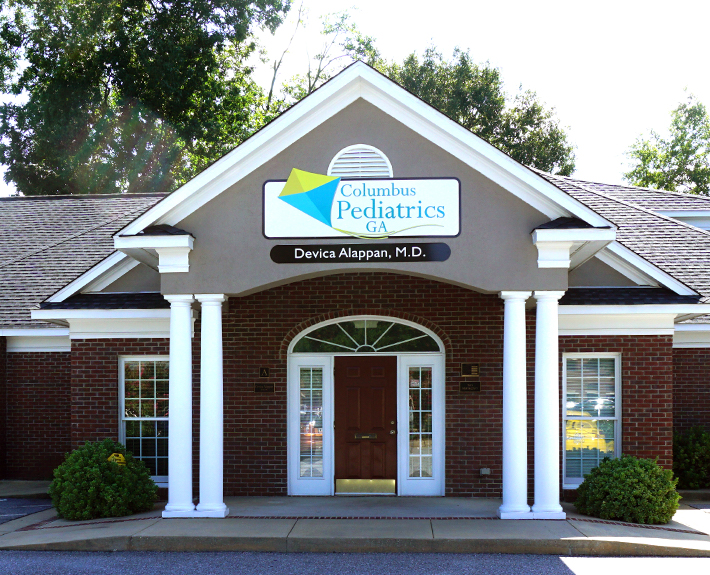 Contact – Columbus Pediatrics